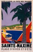 Sainte Maxime Cote d'Azur