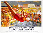 Butlins Holiday Camp Clacton-on-Sea