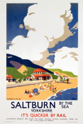 Saltburn-by-the-Sea by Frank Newbould