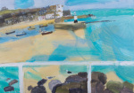 View from the Lighthouse Balcony by Emma Jeffryes