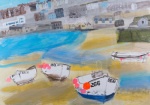 Boats and Townhouses by Emma Jeffryes