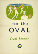 For the Oval 1937