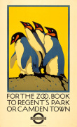 For the Zoo book to Regent's Park 1921