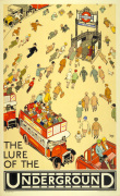 The Lure of the Underground 1927