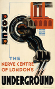 Power - the nerve centre of London's Underground 1931