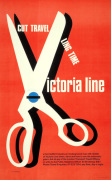 Cut travelling time; Victoria line 1969