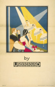 Theatre by Underground 1933