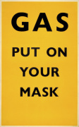 Gas - Put on your mask 1941