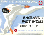 The Oval - England v. West Indies 1939