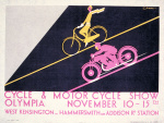 Cycle and Motor Cycle Show 1930