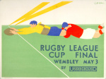 Rugby League Cup Final 1930