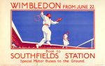 Wimbledon from June 22 1925