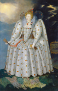 Queen Elizabeth I (The Ditchley Portrait)
