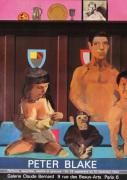 Paintings and Drawings by Peter Blake