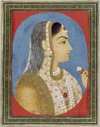 Mughal miniature 18th century