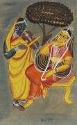 Krishna and Radha c.1885