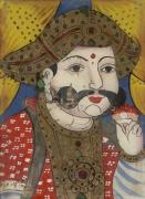 Raja Sarabhoji of Tanjore c.1860