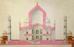 Taj Mahal c.1816-22