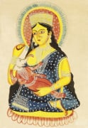 Parvati and Ganesha c.1830