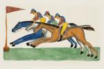 Jockeys c.1830