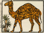 Camel late 19th century