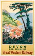 Devon for Sunshine by S I Veale
