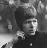 David Bowie, 1966 by David Wedgbury