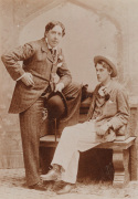Oscar Wilde and Lord Alfred Douglas May 1893
