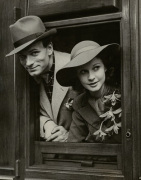 Laurence Olivier and Vivien Leigh May 1937