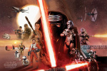Star Wars Episode VII - Galaxy by Anonymous