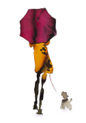 What to Wear When Walking the Dogs - Umbrella