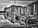 Surrey Quays Mooring