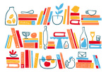 Cooking and Poetry by Ana Zaja Petrak