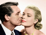 Cary Grant and Grace Kelly (To Catch a Thief) 1955
