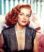 Jane Russell (The Revolt of Mamie Stover) 1956 by Hollywood Photo Archive