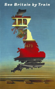 See Britain by Train British Rail