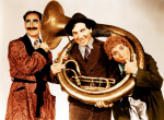 The Marx Brothers (A Day at the Races) 1937 by Hollywood Photo Archive