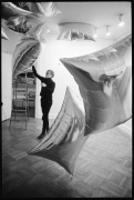 Silver Clouds Installation Leo Castelli Gallery NYC 1966