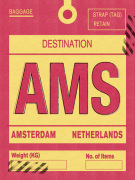 Destination - Amsterdam