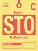 Destination - Stockholm