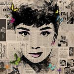 Audrey - Butterflies 3