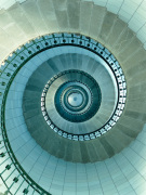Lighthouse staircase I