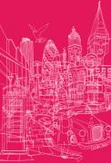 London - Pink