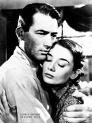 Roman Holiday - Audrey Hepburn and Gregory Peck