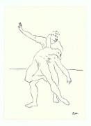 Danseur et Danseuse 1925
