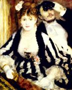 La Loge 1874