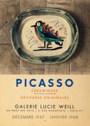 Picasso Ceramics 1967