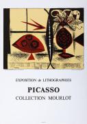 Composition au Vase de Fleurs 1988