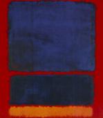 Blue Orange Red: 1961
