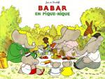 Babar en Pique-Nique